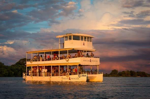 African Queen River-boat Sunset Cruise
