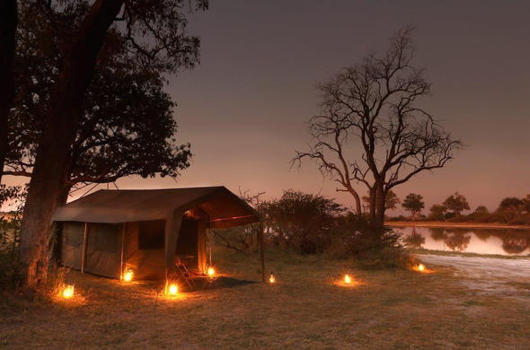Guided  Camping. Letaka