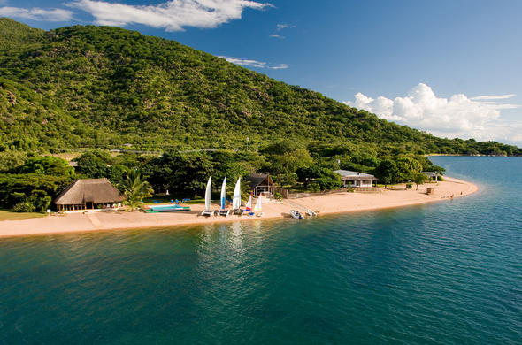 Danforth Lodge on Lake Malawi