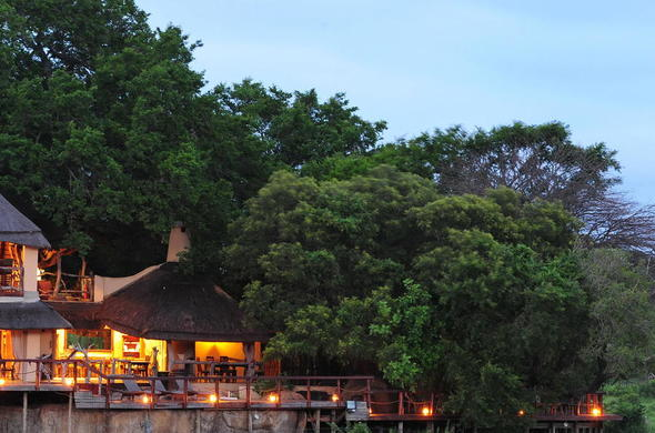 Your safari accommodation in Kruger National Park.