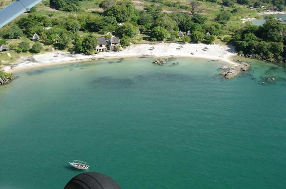 Makuzi Beach Lodge. Lake Malawi