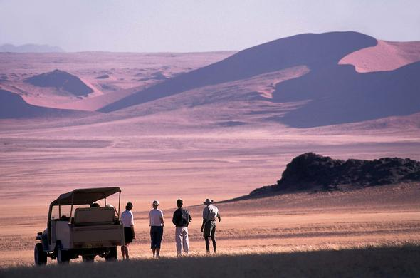 Self-drive trip to Skeleton Coast. Namibia
