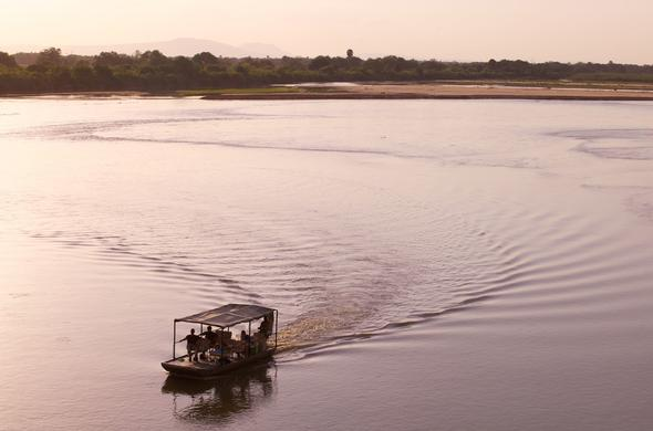 Rufiji River boat safari