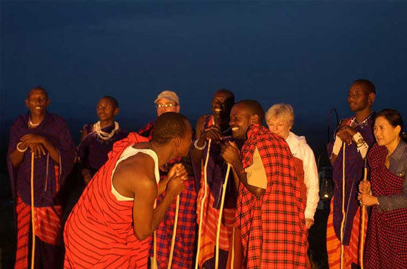 Meet the Maasai