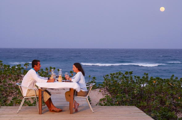 Bush and Beach safari romance on the KZN coast.