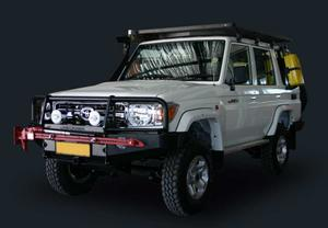 Toyota Landcruiser 4×4 Stationwagon
