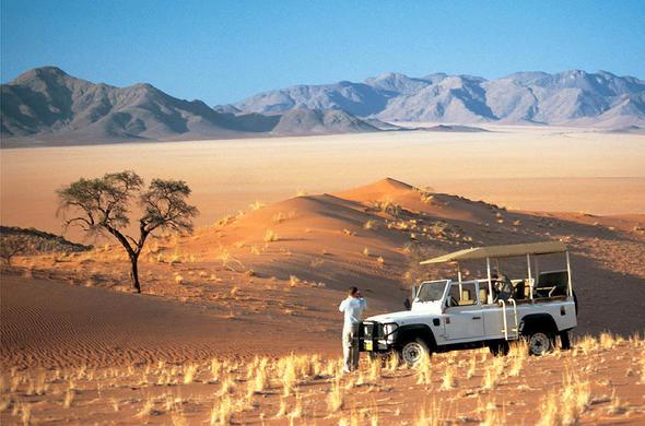 Namibia Safari Guide