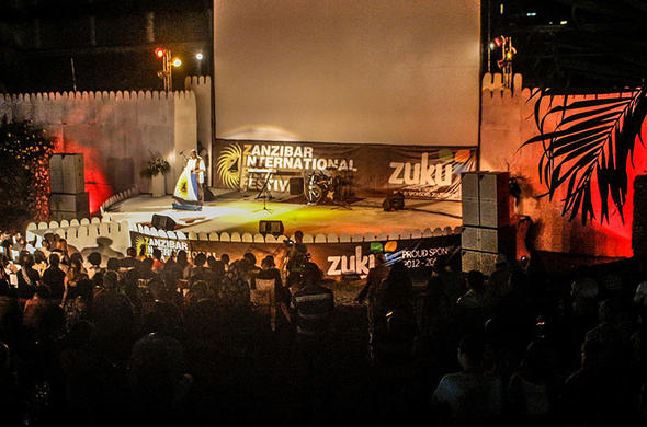 Zanzibar International Film Festival - the experience